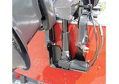 подвесной лодочный мотор с электроподъемником