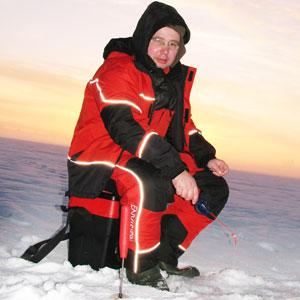 Особенности подледной рыбалки в России