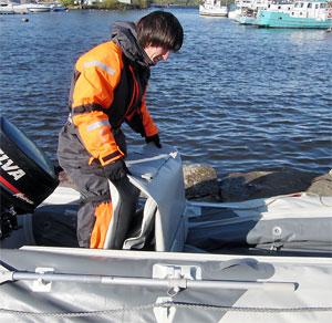 лодка fla 300