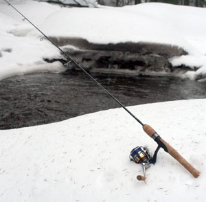 Хищник на ультралайт - Рыбалка видео - Серебрянный