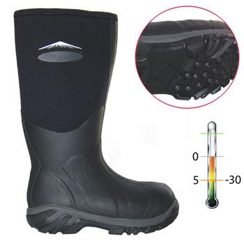 Обувь для зимней рыбалки baffin баджер