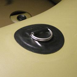 Система крепления с двумя кольцами Black