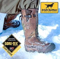 Зимняя обувь для охотников и рыболовов a2abdb51263
