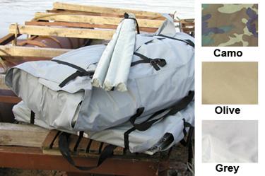 Сумки и чехлы для транспортировки лодок