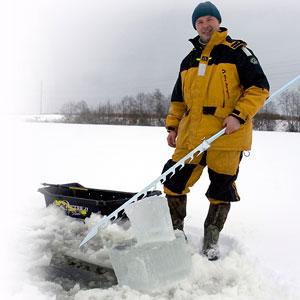 рыболовный эхолот для зимней рыбалки