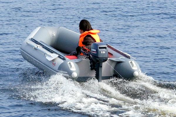 лодка badger cl 340pw