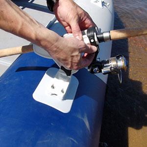 Оборудование для лодок ПВХ