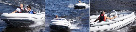 лодки Air Line