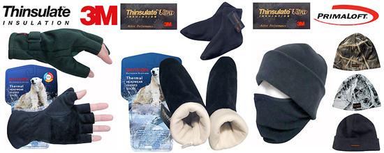 Обувь и одежда разрабатываются на основе отзывов рыболовов