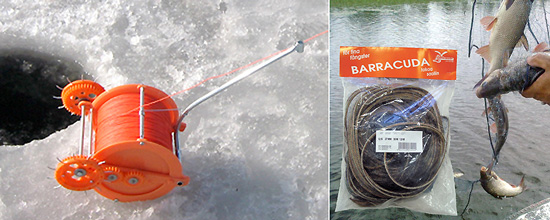 Доставка рыболовных сетей и полотен по России