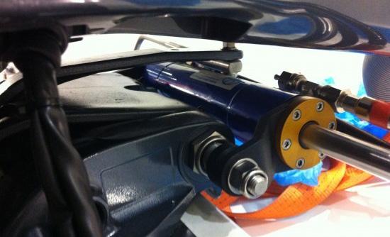 гидравлические рулевые системы