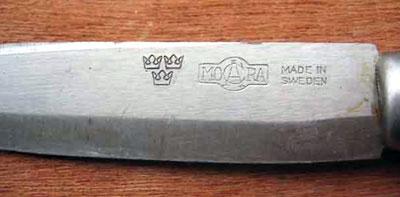 армейский нож Mora
