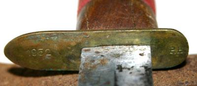 крестовина десантного ножа FMJ/52