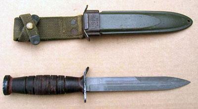 американский боевой нож М3
