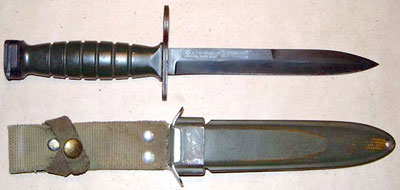 штык-нож Colt M7