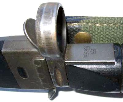 Байонет штык-ножа 1965 г.