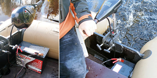 аккумулятор тяговый для электромотора