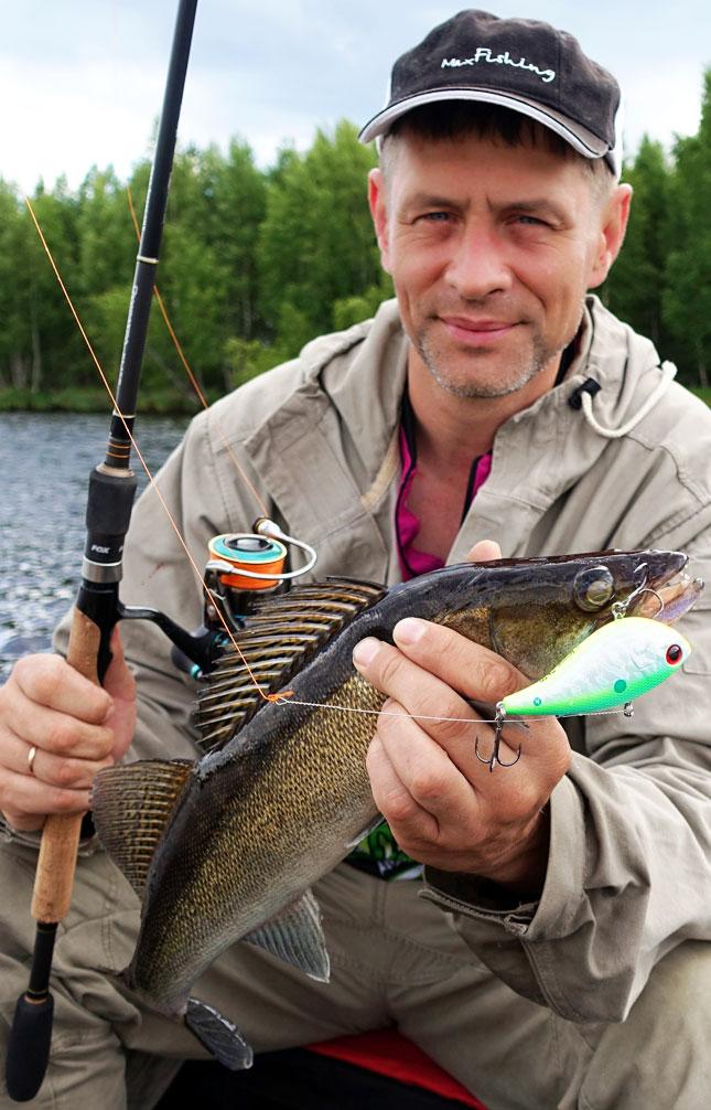 рыбалка на раттлин