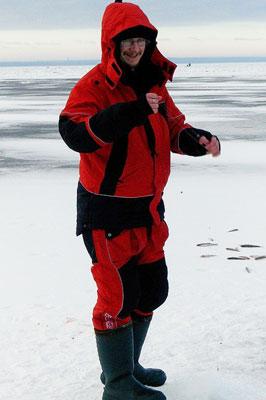 костюм IceGuard
