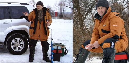 костюм SnowStorm 3х1