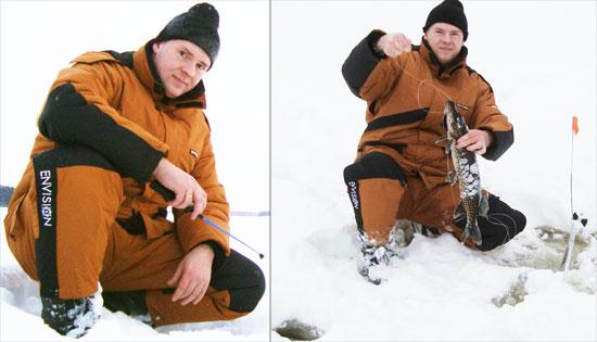 костюм SnowStorm