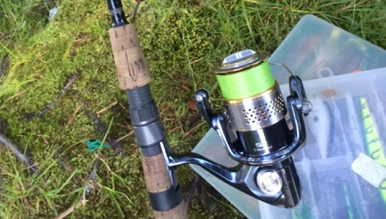 Рыболовный шнур Mystic Sensor Game