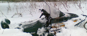 Гусеница Camoplast на снегоходе BPR Ski-Doo Skandic WT LC