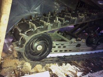 гусеница Intense 9108C