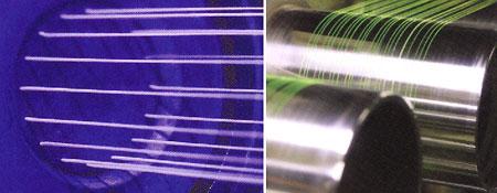 изготовление плетеного шнура